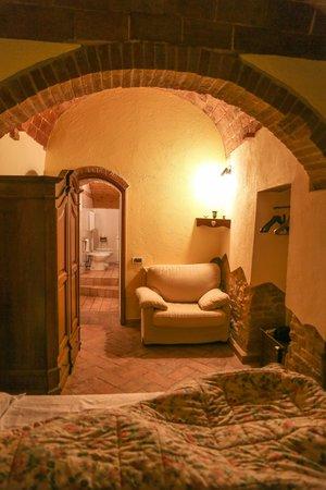 Tenuta Mormoraia: Bedroom 2