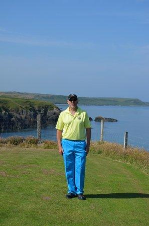 Nefyn Golf Club: Bright and Breezey