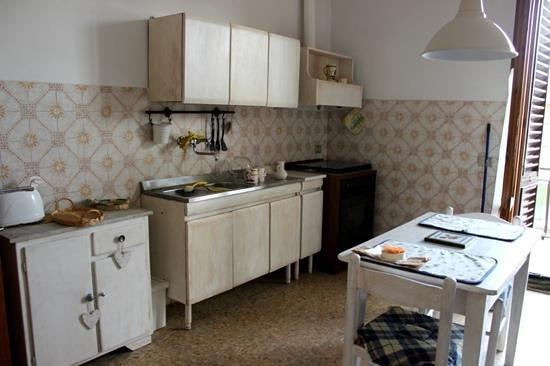 Intorno Firenze B&B: La cucina