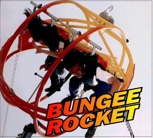 Karting Salou: Bungee Rocket, adrenalina!!!