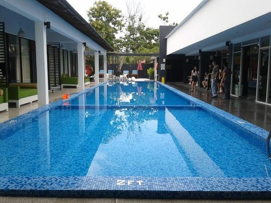 The Villa Langkawi: the pool :D
