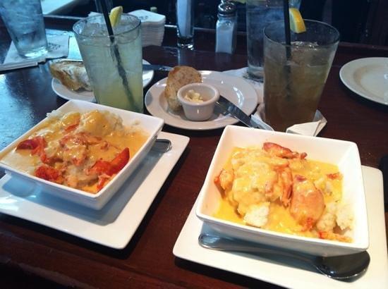 McCormick & Schmick's Seafood - Park Plaza : man, that was good!