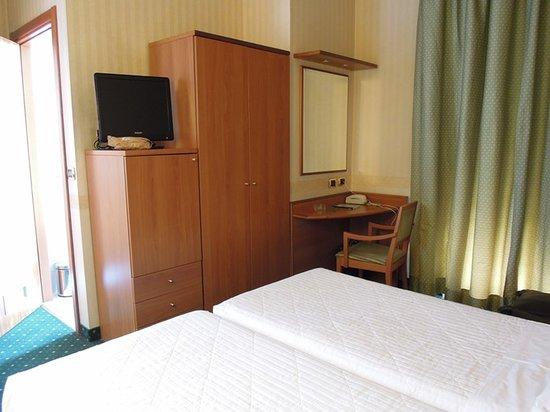 Nuovo Hotel del Porto : room