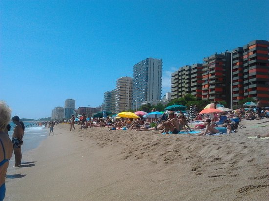 Hotel Bulevard : spiaggia