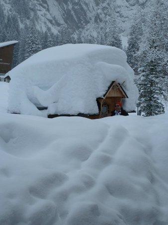 Unter dem Birg, Schweiz: Adelbed , Ein Wintermärchen