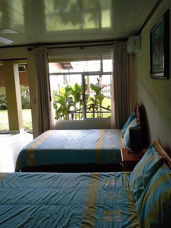 Hotel Fas: habitaciones