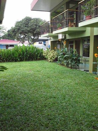 Hotel Fas: area verde