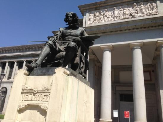 Prado National Museum: Photo of Prado Museum taken with TripAdvisor City Guides