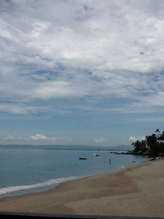Hyatt Ziva Puerto Vallarta: Playa