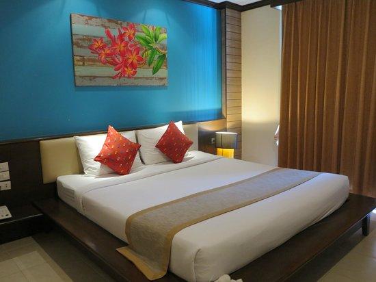 Haleeva Sunshine: Double Bed Room
