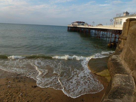 cromer pier august 2013