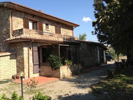 Country House Maremma Nel Tufo: il casolare