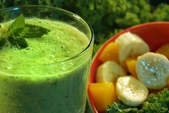 Bolse Vita: Freshly squeezed juices