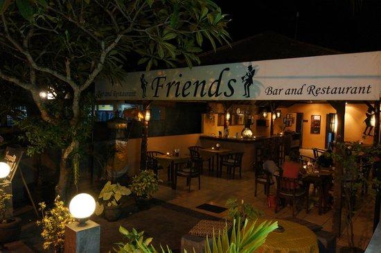 Friends Bar & Restaurant