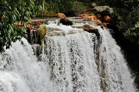 Barreiras, BA: Cachoeira Acaba Vida