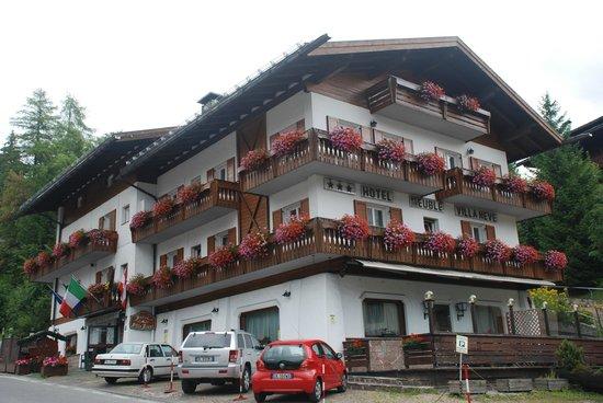 Hotel Meuble Villa Neve: hotel exterior