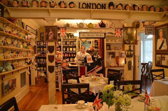 The English Tea Room