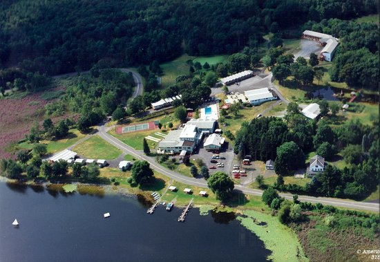 Green Lake Resort & Conference Center : Arial