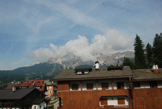 Hotel Meuble Villa Neve: mountain view