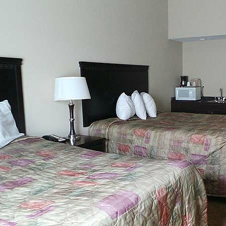 Griffin Inn & Suites: Griffin Inn and Suites Guest Room
