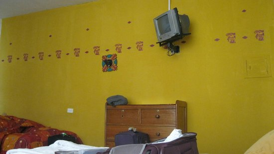 Qosqo Hostal: Our Room