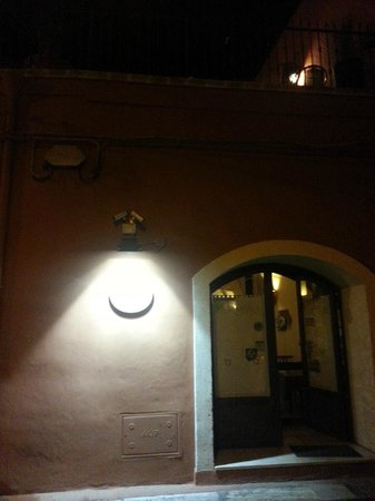 La Brasserie: ingresso