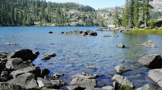 Plumas-Eureka State Park : lakes basin