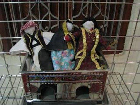 Sadu House: Old Kuwaiti doll workshop