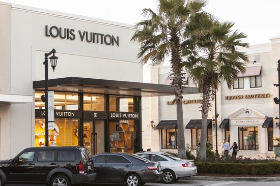 St Johns Town Center Louis Vuitton Is One Of The Luxury Retailers At