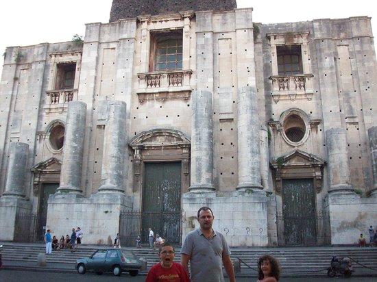 Chiesa di San Nicolo All'Arena: la facciata