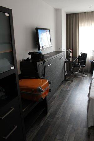 Tryp Cadiz la Caleta Hotel: Habitación