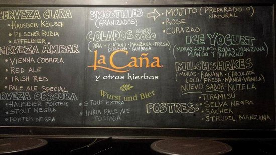 Photo of German Restaurant La Cana y Otras Hierbas at Calle De Los Atletas # 21, Xalapa 91070, Mexico