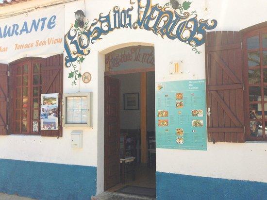 Rosa dos Ventos ComVida : entrance