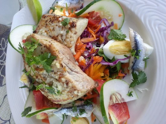Double Deuce: the perfect tuna salad