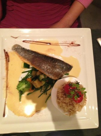Quai 38 : Sea Bass