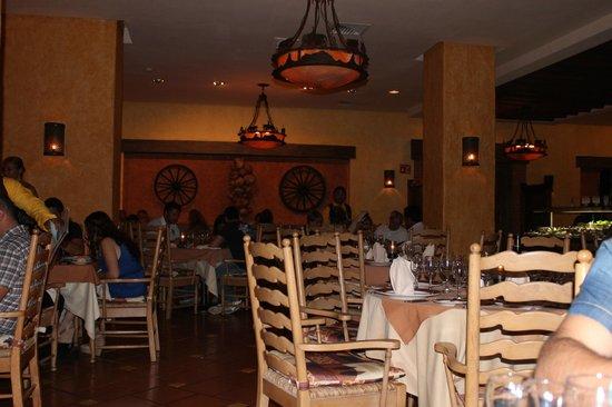 Barcelo Maya Colonial: Ristorante Steack house a la carte