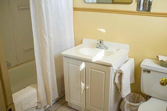 Fairwinds Motel & Restaurant: Bathroom