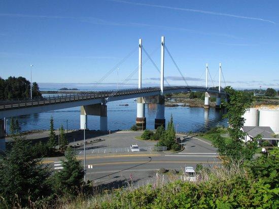 Super 8 Sitka: Sitka bridge
