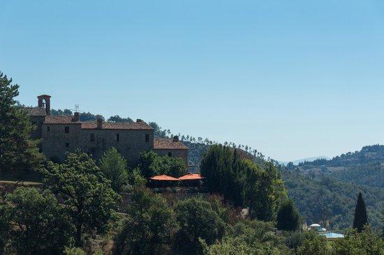 Borgo di Carpiano : Vue d'ensemble