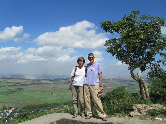 Indochina Pioneer: Sam Mountain in Chau Doc