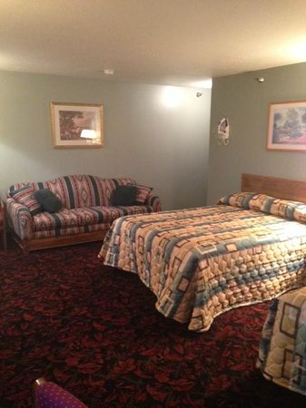 Econo Lodge: Great Room