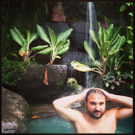 Taman Rahasia Tropical Sanctuary & Spa: myself in a relaxed mood
