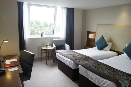 Thistle Kensington Gardens: Room