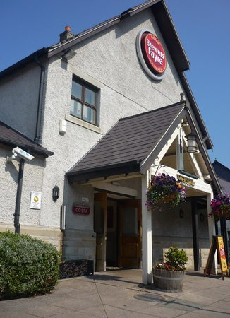 Brewers Fayre Afon Conwy: The Afon Conwy