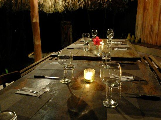 Restaurante Tapas El Rey Patricio: Nuestra mesa