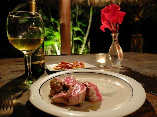 Restaurante Tapas El Rey Patricio: delicioso el atun