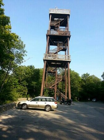 Peninsula State Park: Eagle Tower