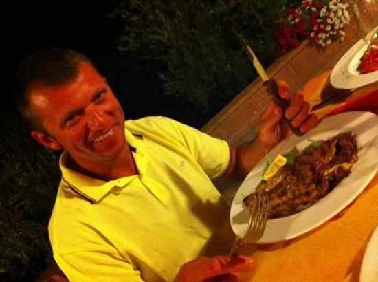 Agriturismo Cannavota: si mangia