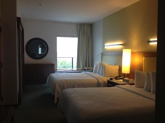 SpringHill Suites San Antonio SeaWorld/Lackland: two queens