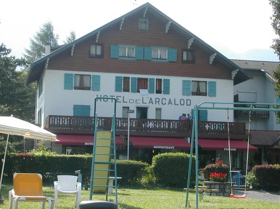Hotel Arcalod: l'hôtel